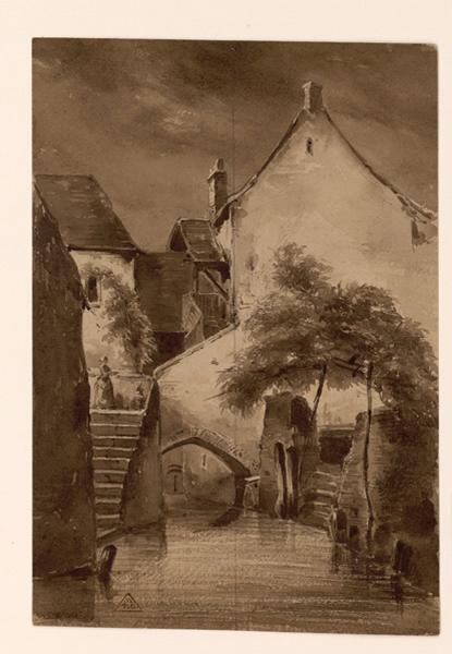 Vieux moulin à eau_0