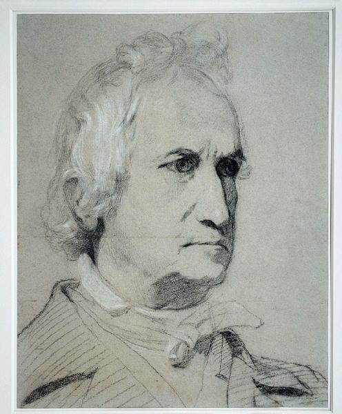 Portrait de Christian-Daniel Rauch (1777-1857, sculpteur allemand)_0