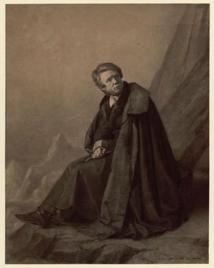 Portrait de Pierre-Jean David d'Angers_0
