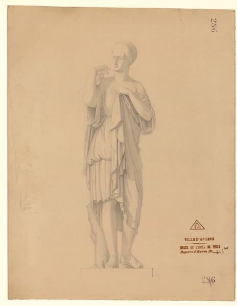 Une Vénus d'après l'antique