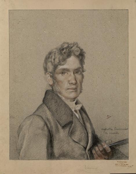 Portrait d'Augustin Tiersonnier de Nevers
