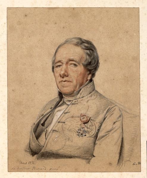 Portrait du docteur Bérard aîné_0