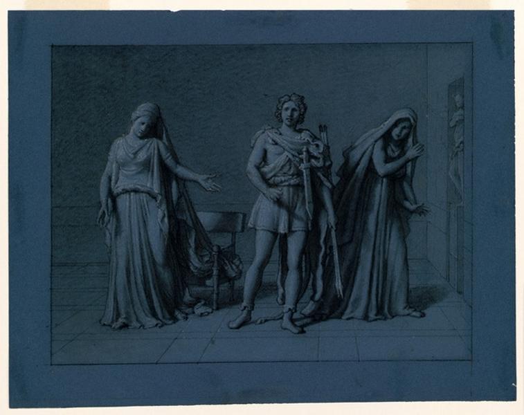 Phèdre et Hippolyte
