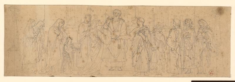 Un mariage à l'époque romaine_0