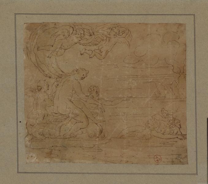 Ondines/Triomphe de Vénus