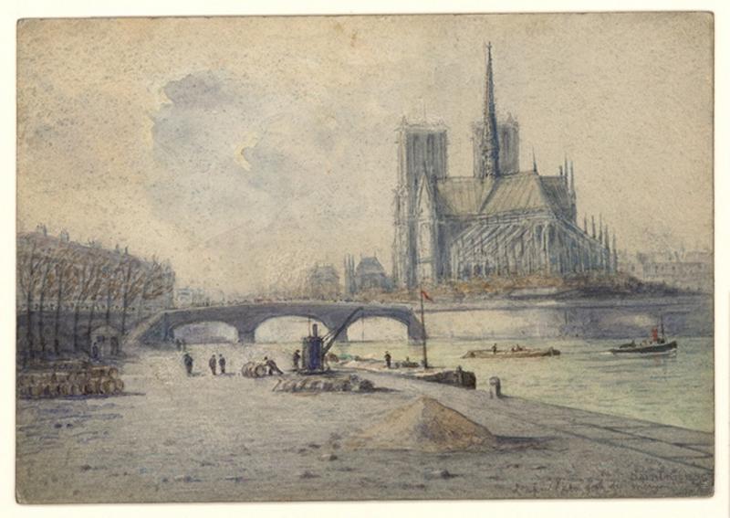 Vue de Notre-Dame_0
