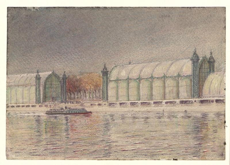 Les serres de la ville de Paris