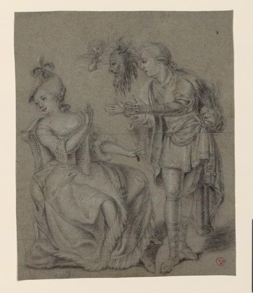 anonyme : Métamorphose du prince charmant