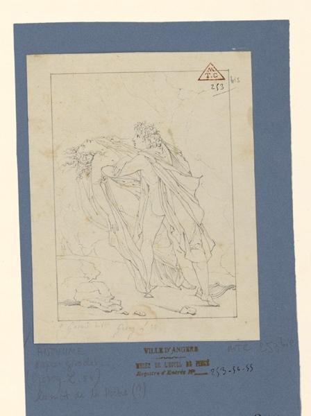 Orphée et Eurydice ; La mort de la poésie (ancien titre erroné)