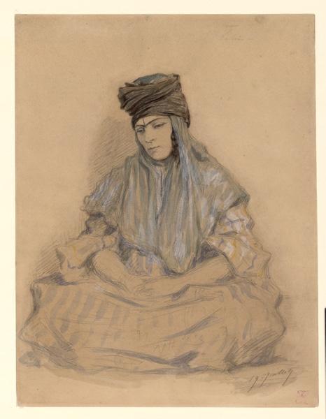 Lakai, femme Ouled