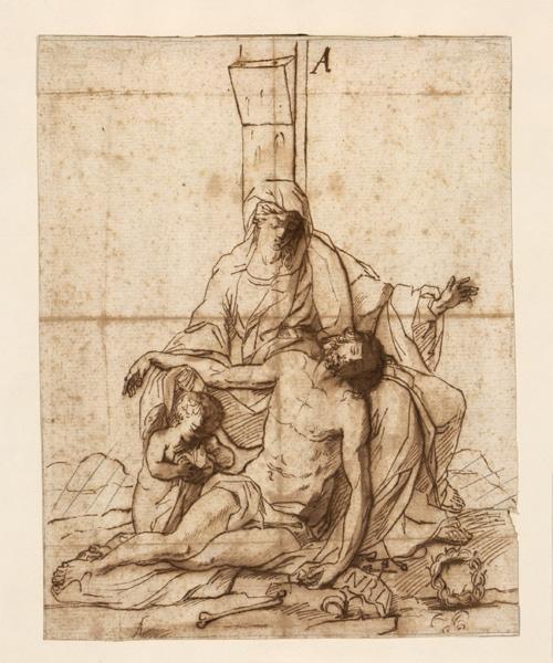 BACCIO DELLA PORTA, BARTOLOMEO FRA (dit) : Pietà
