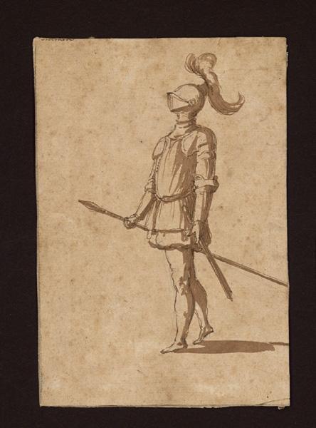 Chevalier prêt au combat ; Chevalier (autre titre)