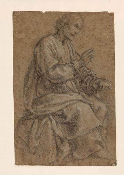 Christ dans la multiplication ; La figure du Christ dans la multiplication des pains (autre titre)_0