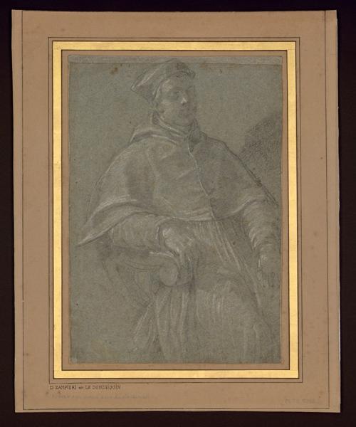 Evêque ; Portrait d'un évêque (autre titre)_0