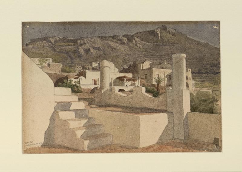 Vue de Capri_0