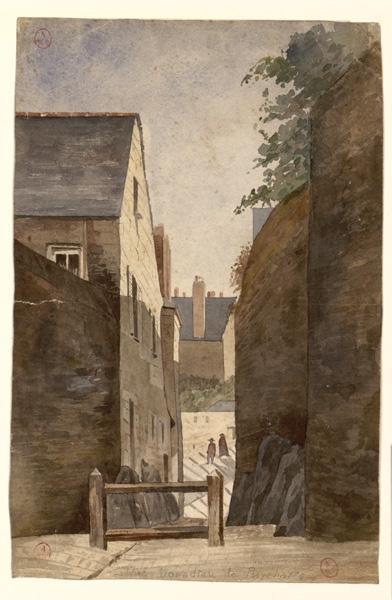 Rue Donadieu-de-Puycharic