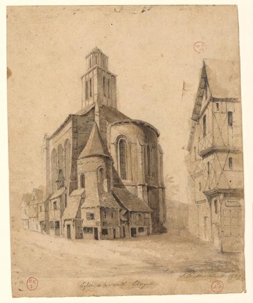 Eglise de la Trinité, Angers