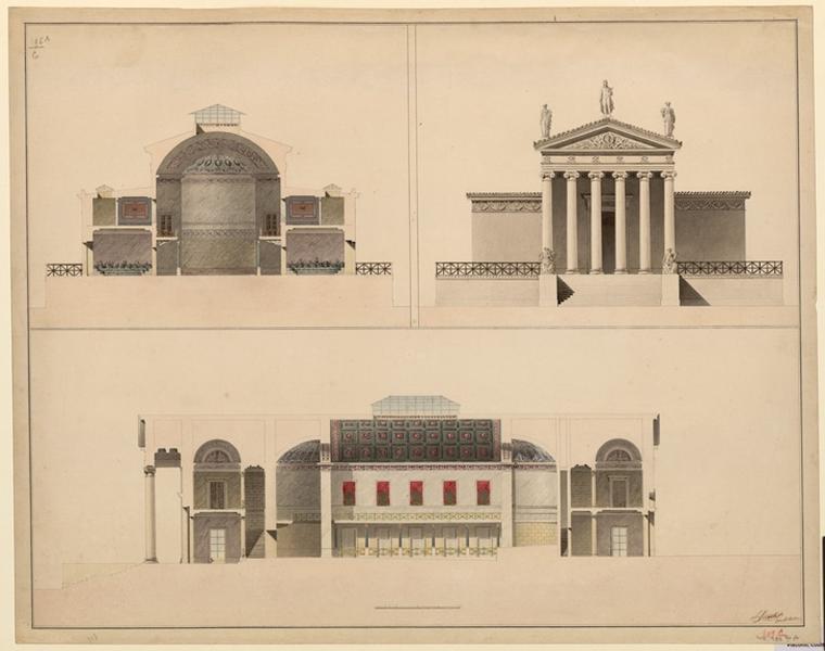 Etudes d'architecture