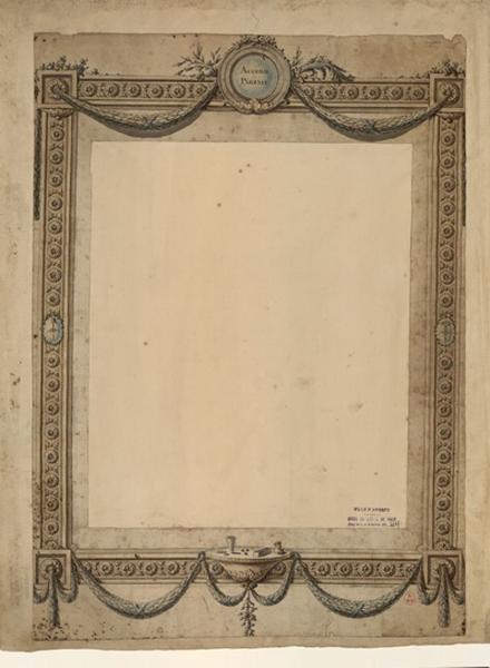Encadrement Louis XVI ; Accord Parfait_0
