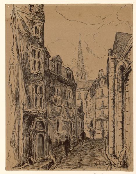 Rue Corneille_0
