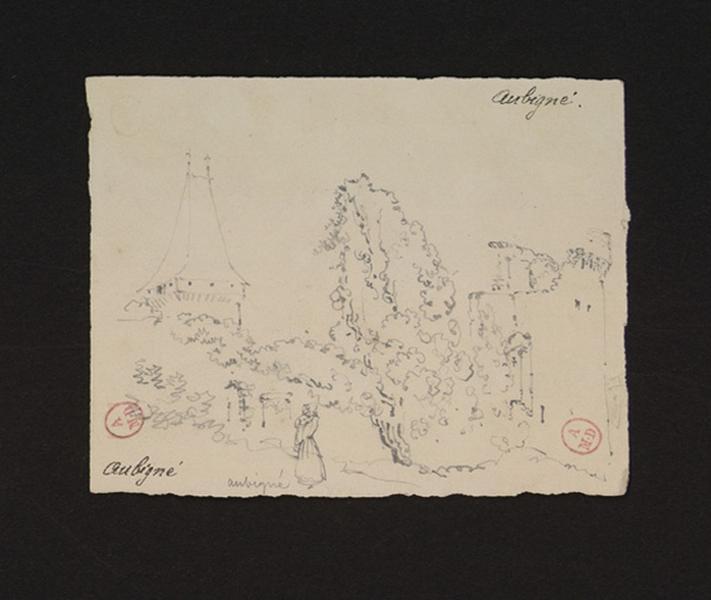 Château d'Aubigné_0