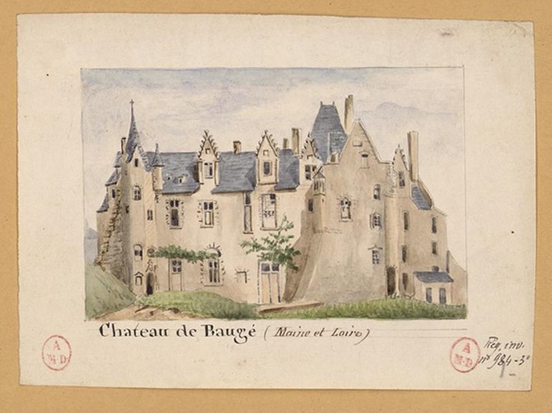 Château de Baugé (Maine-et-Loire)