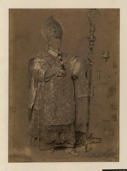 Jean-Baptiste, comte de Latil, archevêque de Reims_0