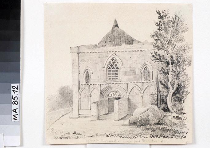 Priorale de Cunault (Titre factice)_0