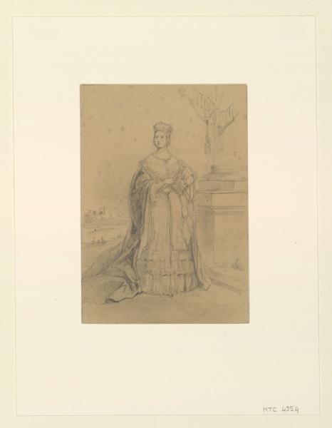 Une Reine (la Reine Victoria ?)_0