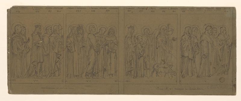 Théorie des Saints ; Les saints de France_0