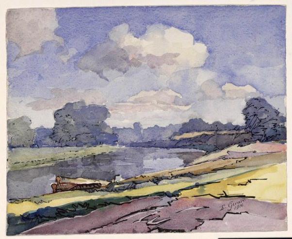 Bord de rivière (Titre de M. Bardelot)_0