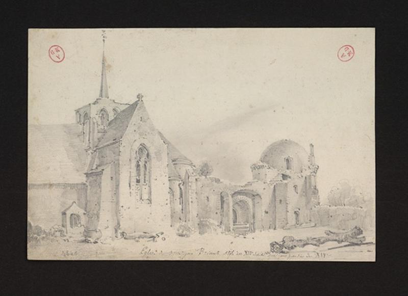 Eglise de Martigné-Briant