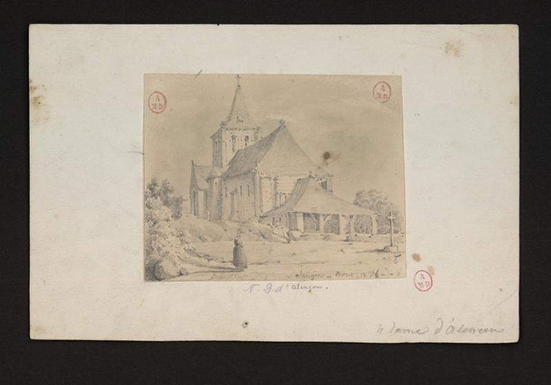 Eglise de Notre-Dame-d'Allençon_0