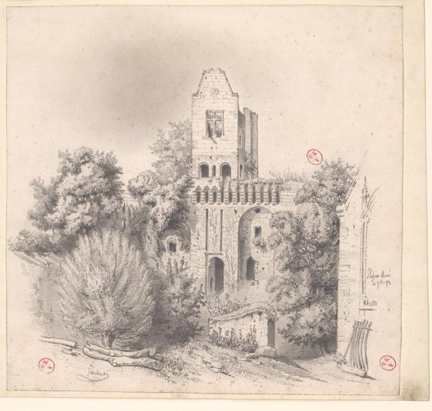 Donjon du Plessis-Macé