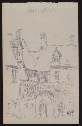 Château du Plessis-Macé_0