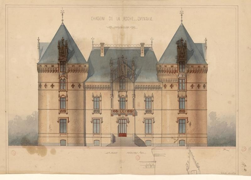 Château de la Roche-Quentin