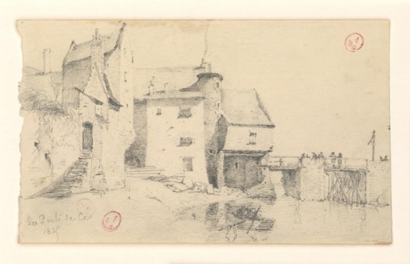 Vieille maison aux Ponts-de-Cé