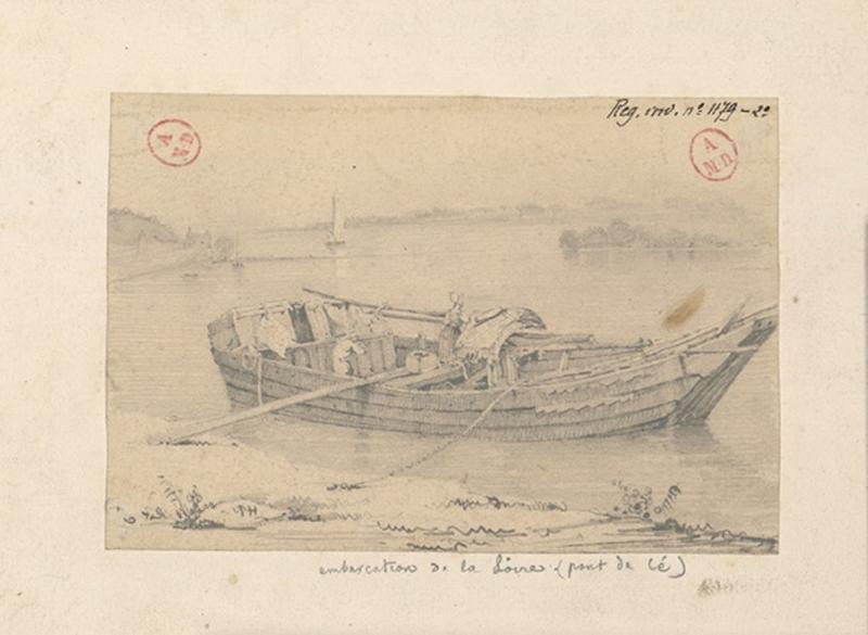 Embarcation aux Ponts-de-Cé_0