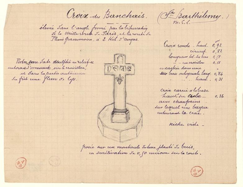 Croix des Banchais