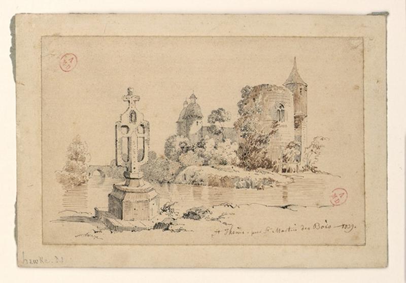 Château de Saint-Hénis