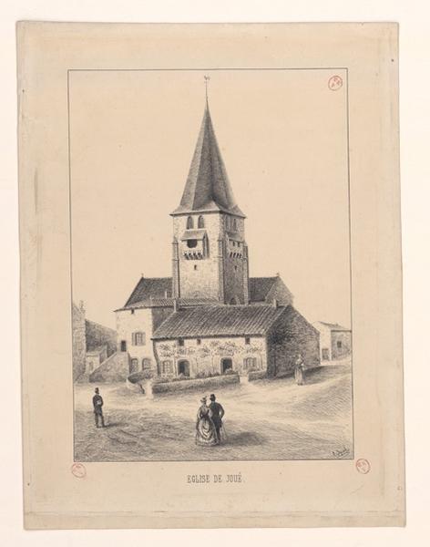 Eglise de Joué
