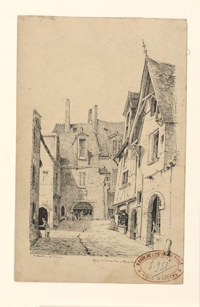 Rue Valdemaine, Angers_0
