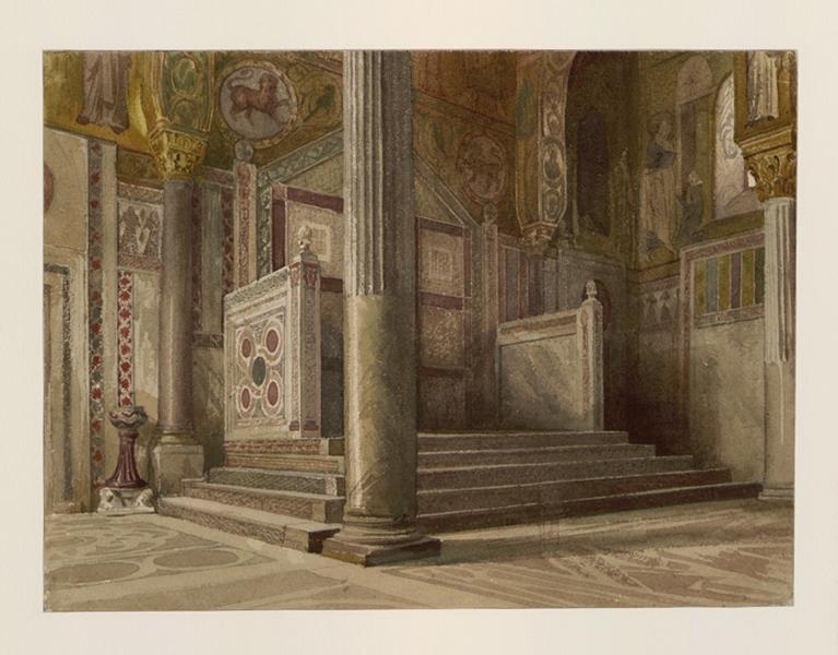 Palerme, chapelle palatine_0