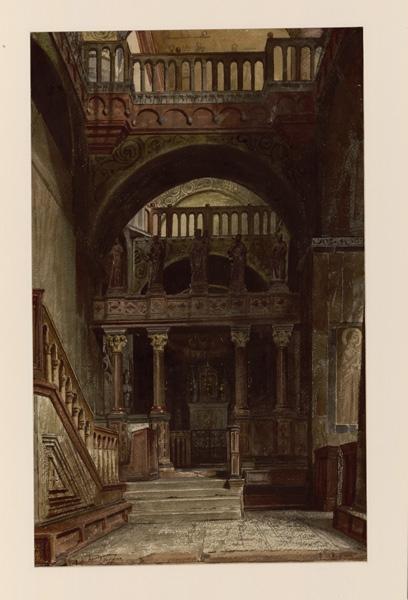 Palerme, chapelle royale_0
