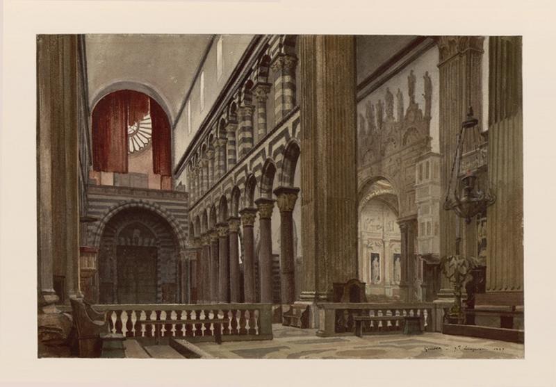 Gênes, cathédrale (intérieur)_0