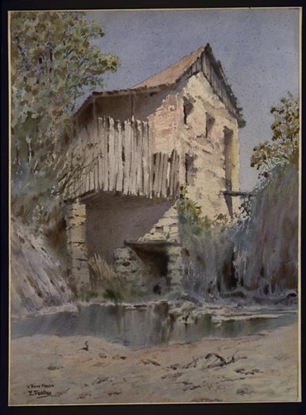 Vieux moulin_0