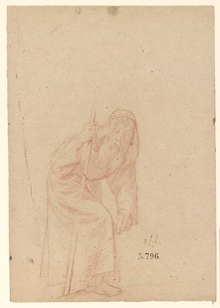Figures pour la peinture murale de la chapelle Sainte Marie_0