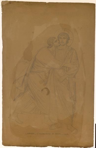 Cimabue - St Francesco di Asisi