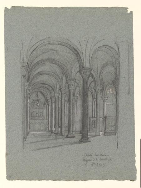 Civita Castellane, crypte de la cathédrale_0