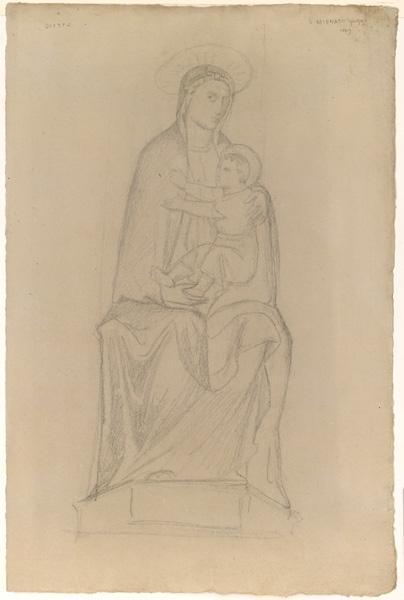 Copie d'après Giotto